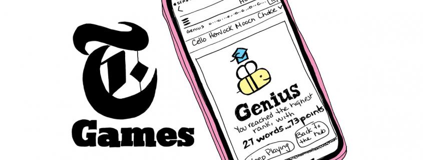 NYT-Spelling Bee Genius