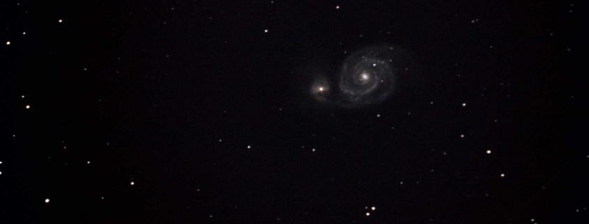 Whirlpool Galaxy April 19